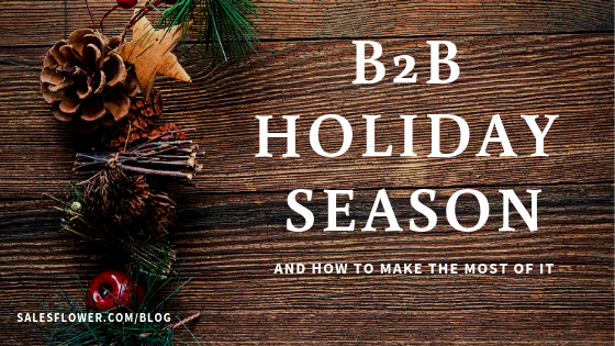 B2B Holiday Guide